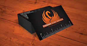 Standard Business Cards 16pt
